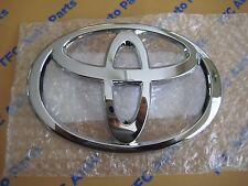 Toyota Rav4 Chrome Front Grille Emblem Badge Genuine OEM New  2003-2005 RAV4