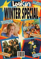 Look In Winter Special 1989  Jason Donovan Kylie Minogue Fuzzbox Michael Jackson