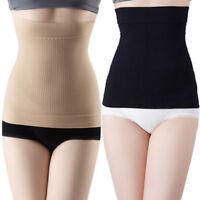 Slimming Belt Women Body Waist Shaper Girdle Corset Tummy Tuck Fat Slim US