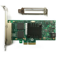 NEW HP Ethernet 1GB 4 Port 811546-B21 366T Adapter Card 816551-001 811544-001