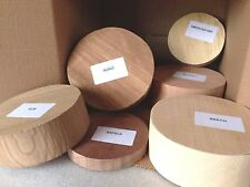Woodturning Selection Gift Box - Bowl Wood Turning Blanks Gift Box