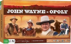 John Wayne-Opoly Board Game (mpc)