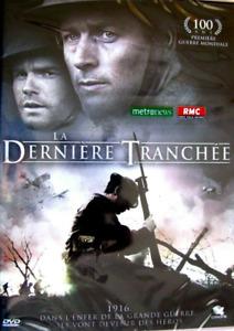 DVD - LA DERNIERE TRANCHEE / JOHAN EARL, NEUF