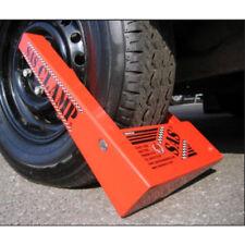 """X Grande 21-26 /""""por 9 pulgadas coche van Caravan Rueda abrazadera de bloqueo de seguridad Seguridad Anti Robo"""
