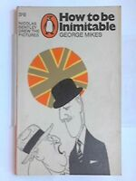 How To Be Inimitable,George Mikes  ,Penguin Books Ltd,1966