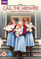 Call the Midwife: Series Six DVD (2017) Jenny Agutter cert 12 3 discs ***NEW***