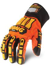 Ironclad Gloves Sdx2 Kong Original Mechanics Oil And Gas Orange Select Size