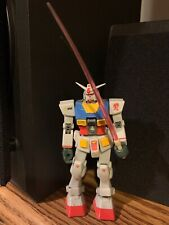 Gundam RX-78-2 Loose From 2001 Deluxe Edition With Beam Saber