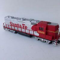 Life-Like HO Scale Santa Fe 3560 Diesel Locomotive Train   3560 3560
