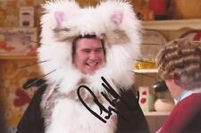 MRS BROWN'S BOYS: PADDY HOULIHAN 'DERMOT' SIGNED 6x4 ACTION PHOTO+COA