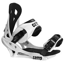 New Camp Seven Summit Men's Snowboard Bindings Size Large (fits 6-14)