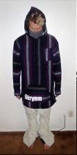 "Akrynm Tall ""Baja"" Hoodie XLT- Purple Ski / Snowboard Hoodie"