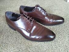 Leather Shoes - Aquila Watson Brown Dress Shoes, Size EU: 42, UK: 8.5