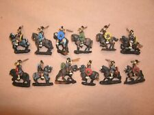 15mm Painted Roman Cavalry. Old Glory (12 Figures)