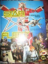STAR FLEET ANNUAL 1984 X-Bomber World International Publishing PPA Kirara Dr Ben