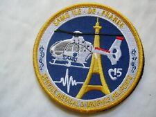 ECUSSON POMPIERS / SECURITE CIVILE HELICOPTERE DU SAMU PARIS ILE DE FRANCE