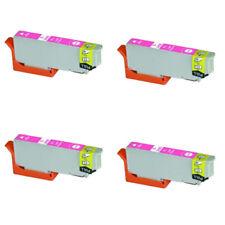 4 Encres Pour Epson Photo XP-55 XP-750 XP-760 XP-850 XP-860 XP-950 XP-960