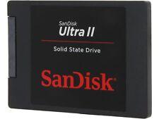 """SanDisk Ultra II 2.5"""" 960GB SATA III Internal Solid State Drive (SSD) SDSSD"""