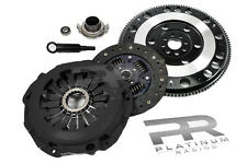 PRC Racing Clutch Forged Flywheel Kit fits Subaru WRX Impreza Forester 2.0L 2.5L