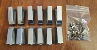Vintage Yamaha Tom Drum Lugs Set Of 12 With Screws  Parts Builder Project