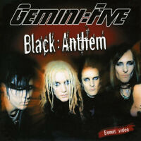 Gemini Five : Black Anthem CD***NEW*** Highly Rated eBay Seller Great Prices