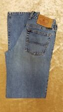 Vintage Womens Lucky Brand Classic Relaxed Jeans Size 29 L 100% Cotton Usa Made