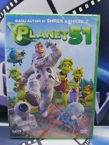 Planet 51 Editoriale  Dvd  .... Nuovo