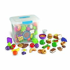 Learning Resources LER9723 Set,food,classrm Play,101pc