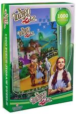 Wizard of Oz Yellow Brick Road 1000 Piece Jigsaw Puzzle Toy Game