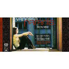 "CD Single Vanessa PARADIS Be my baby CD3"" JAPON +++++++"