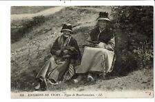 CPA- Carte Postale-France-Vichy Type de Bourdonnaises -1924 VM19231