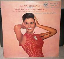 LENA HORNE AT THE WALDORF ASTORIA RD 27021 VINYL LP ALBUM RECORD