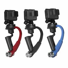 Mini 3-Axis Handheld Gimbal Stabilizer Video Alloy Hand Grip Fr GoPro 5 4 3 SJCA