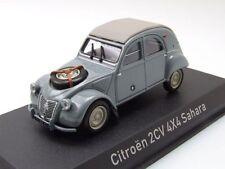 Citroen 2CV 4x4 Sahara 1961 Grey 1/43  150012 Norev