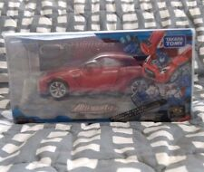 Transformers Alternity Red Nissan GTR Optimus Prime Binaltech Skyline G1 Convoy