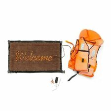 Banksy Welcome Mat Love Welcomes Gross Domestic Product GDP Refugee Limited