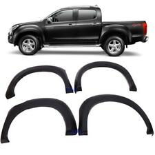 Fit Isuzu D-Max Colorado Dmax Pin Fender Flare 6 Inch Wheel Arch 4 Doors Premium