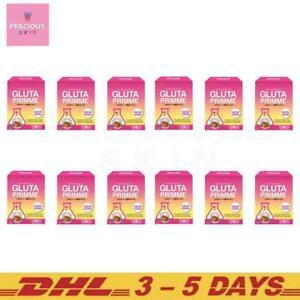 10 Boxes x AUTHENTIC | Gluta Primme Aura White 30 Capsules | 3-5 Day