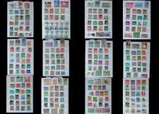 Stamp Collection Mix India Pakistan Azadhind Bahawalpur Cochin US Indore State
