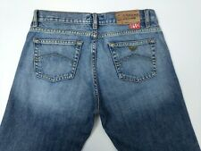 Armani Jeans Womens Jeans Indigo Series 003 K10 Straight Fit UK 8 - 10 W29 L32