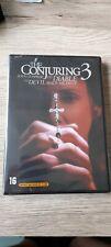 CONJURING 3 ( SOUS L'EMPRISE DU DIABLE ) DVD NEUF SOUS BLISTER VERSION FRANÇAISE