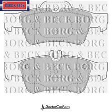 Brake Pads Rear for MERCEDES W211 E280 E320 02-08 3.2 M112 OM648 CDI Saloon BB