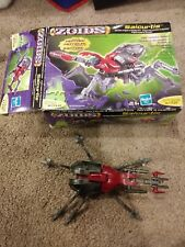Tomy Zoids Scarab 1/72 scale kit built complete Saicurtis