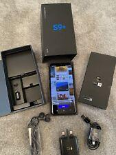 Samsung Galaxy S9+ SM-G965 - 128GB - Coral Blue (Vodafone) (Single SIM)
