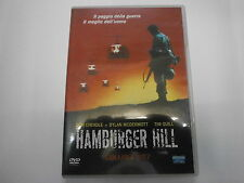 cofanetto+DVD Nuovo sigillato film HAMBURGER HILL  Don Cheadle Tim Quill