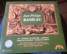 RAMEAU VI concert En sextuor - Laboravi - Pieces De Clavecin - Diane Et Aceton