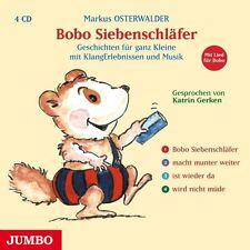 MARKUS OSTERWALDER - BOBO SIEBENSCHLäFER
