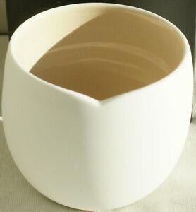 Nespresso Origin Collection EspressoTasse mattweiss/lackiert innen Porzellan NEU