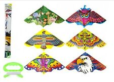 Kids Flying Kite Single Line Kites Outdoor Park Beach Fun Toy Childrens