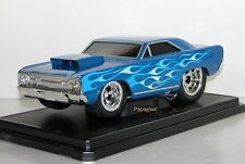 Muscle Machines 2003 Hobby Show 1968 Hemi Dart 68 Factory Limited Race Car 1:18
